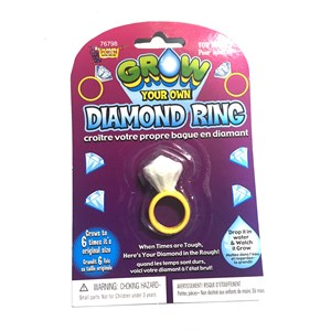 Grow Your Own Diamond Ring