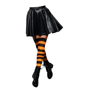 Halloween Witchful Thigh Highs