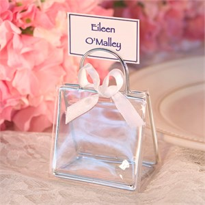 Handbag Place Card Holders