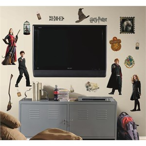 Harry Potter Peel And Stick Decal