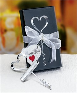 Heart Design Corkscrews