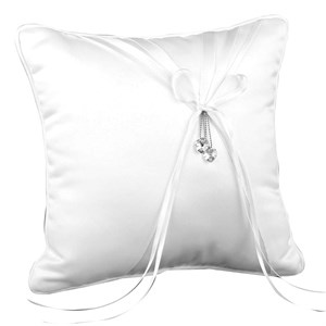 Hearts Desire Ring Pillow