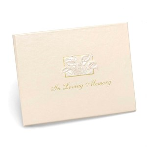 In Loving Memory Guest Book