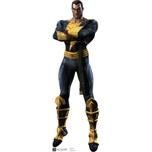 Injustice Gods Among Us Black Adam Standup