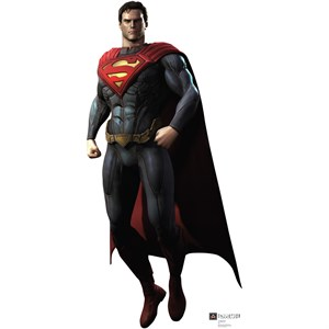 Injustice Gods Among Us Superman Standup
