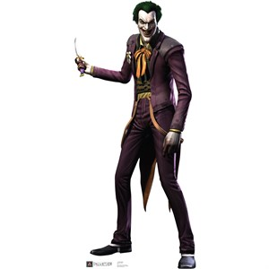 Injustice Gods Among Us The Joker Standup
