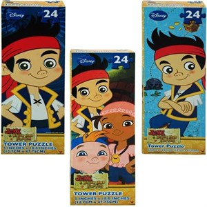 Jake And The Neverland Pirates Tower Puzzle