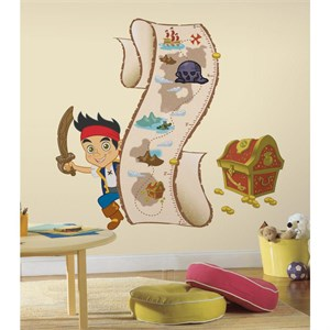 Jake And the Never Land Pirates INCHES Growth Chart