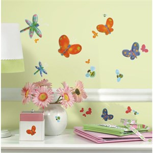 Jelly Bugs Peel And Stick Decal