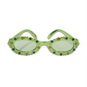 Jeweled Tea Party Sunglasses