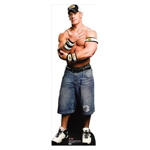 John Cena Lifesized Standup