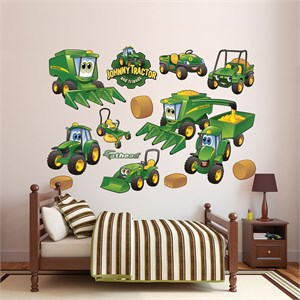 John Deere Johnny Tractor Farming Collection