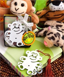 Jungle Critters Collection Monkey Book Marks