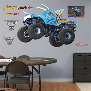 Jurassic Attack REALBIG Wall Decal