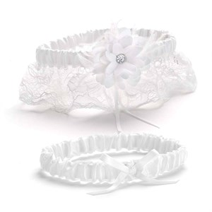Layers of Lace Garter Set