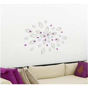 Leaves 3D Foam Decal