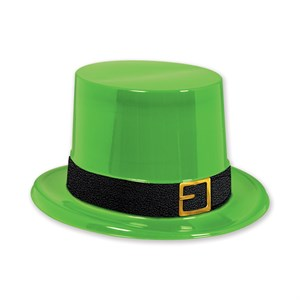 Leprechaun Plastic Top Hat