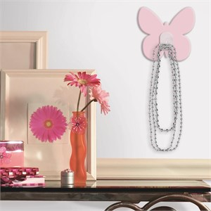 Light Pink Butterfly Magic Hook
