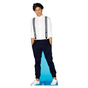 Louis-One Direction Lifesized Standup