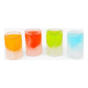 Make Your Own Frozen Shot Glasses