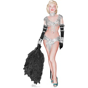 Marilyn Monroe Showgirl-Lifesized Standup