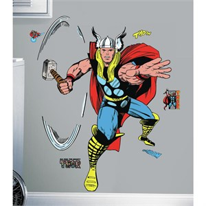 Marvel Classic Thor Giant Decal