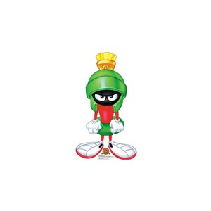 Marvin the Martian Looney Toons Cardboard Cutout
