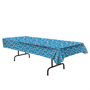 Mermaid Plastic Tablecover - Rectangle