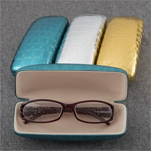 Metallic Eyeglass Holders in 3 Assorted Colors