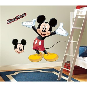 Mickey And Friends-Mickey Mouse Giant Decal