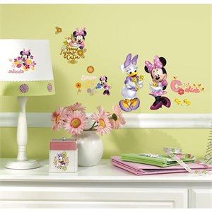Mickey And Friends-Minnie Mouse Barnyard Cuties
