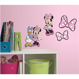 Mickey And Friends-Minnie Mouse Foam Characters