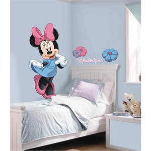 Mickey And Friends-Minnie Mouse Giant Decal