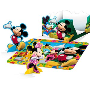 Mickey Mouse Clubhouse Decorating Kit