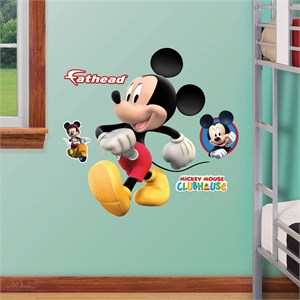 Mickey Mouse JUNIOR Wall Decal