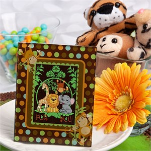 Monkey Design Picture Place Card Frames