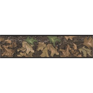 Mossy Oak Camouflage Peel And Stick Border