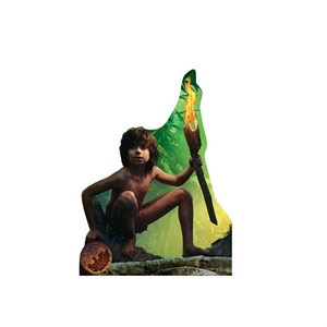 Mowgli The Jungle Book Cardboard Cutout