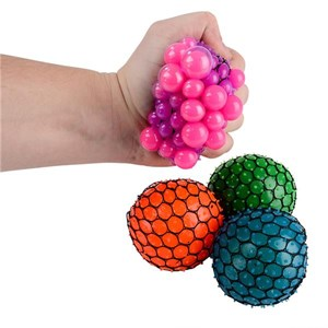 Netted Squish Ball