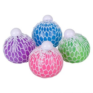 Netted Squish Pearl Ball