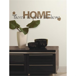 No Place Like Home Peel And Stick Decal