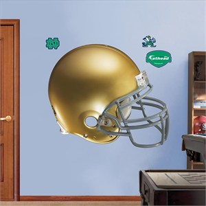 Notre Dame Fighting Irish Helmet-Fathead