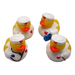 Nurse Rubber Duckies