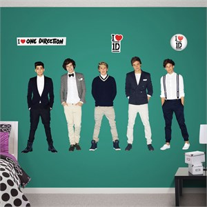 One Direction Collection REALBIG Wall Decal