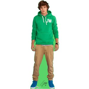 One Direction-Liam Lifesized Standup