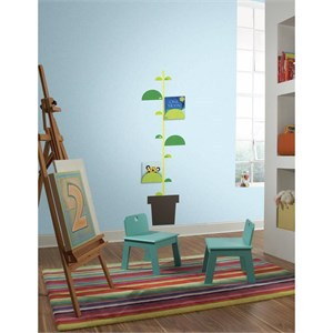 OneDecor METRIC Growth Chart Decal