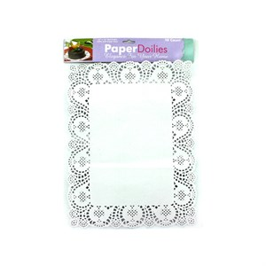 Paper Doilies Rectangles