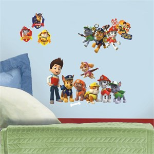 Paw Patrol Decal