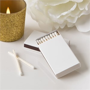 Perfectly Plain Collection Box Matches - Pack of 50