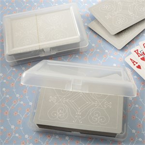 Perfectly Plain Collection Designer Top Playing Cards